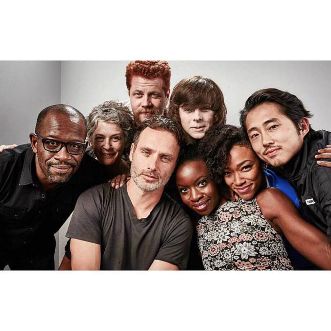 the walking dead - some of cast.jpg