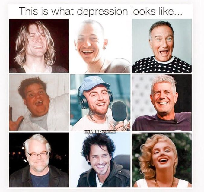 this is what depression looks like